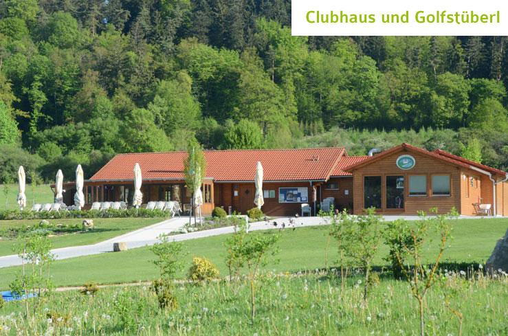Bistro am Golfplatz